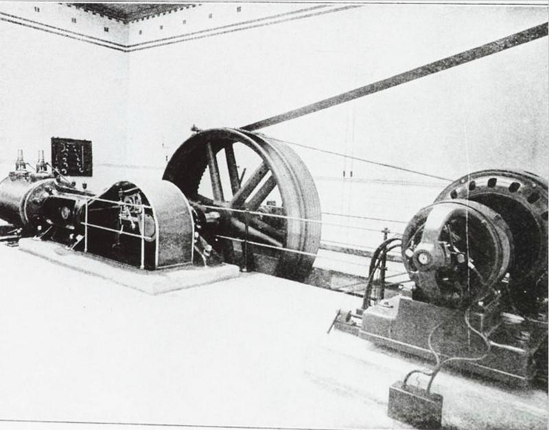 brandstof antieke stoommachines